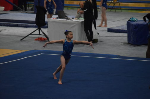 Grace Lim Level 8 Regional Championships